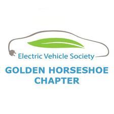 Stephen Bieda - Electric Vehicle Society - Golden Horseshoe Chapter (EV) logo