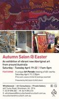Autumn Salon + Art Parade