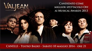 Valjean, a musical drama - Canelli (AT)