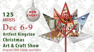 Artfest Kingston Christmas Arts & Craft Show