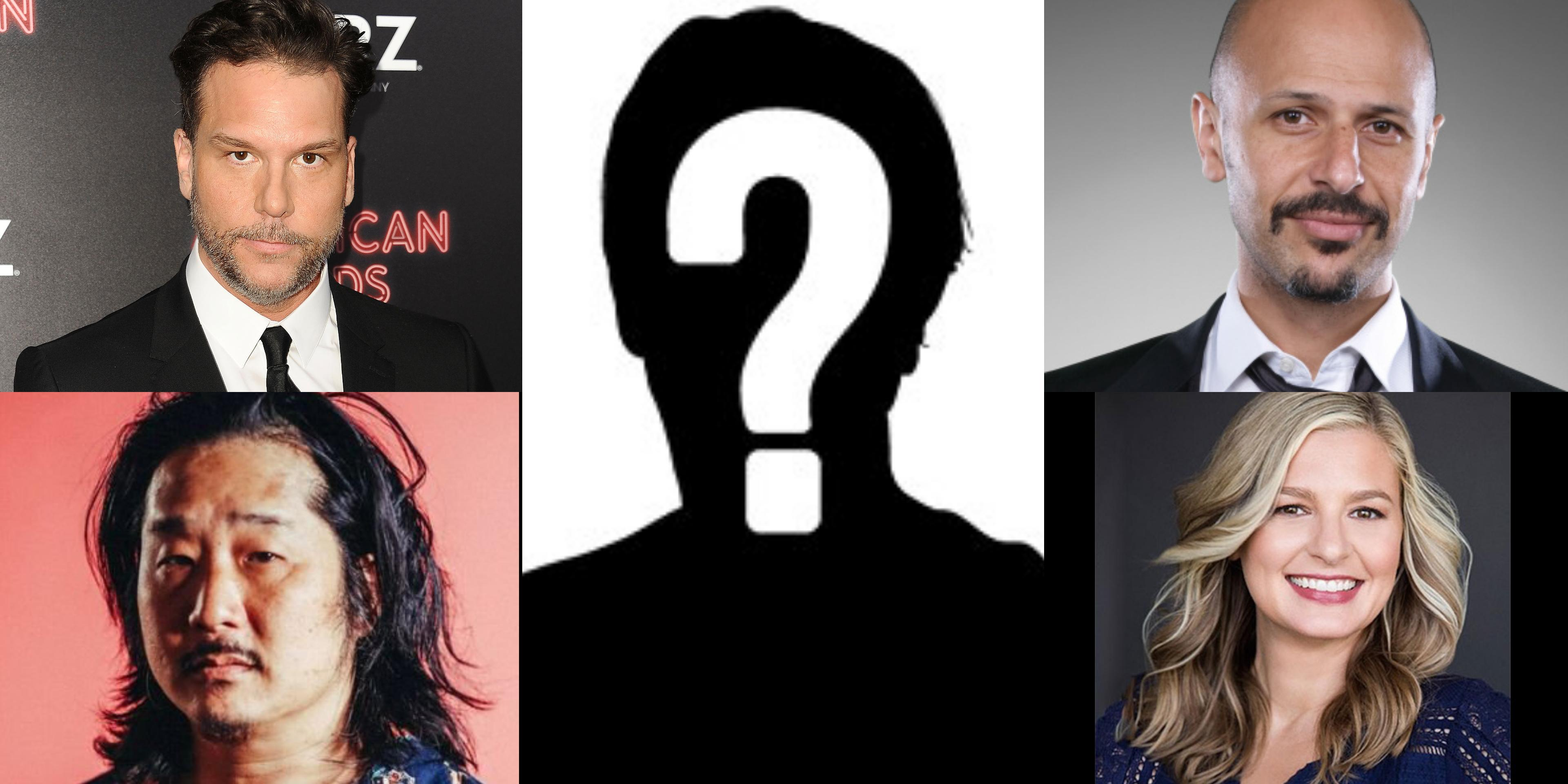 Dane Cook, Maz Jobrani, Christina P., Bobby Lee, + A HUGE SURPRISE GUEST!