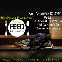Annual Feed the Homeless & Clothing Drive