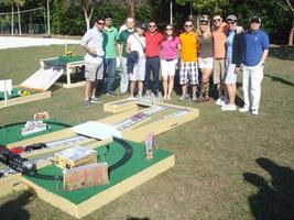3rd Annual Scolarship Mini-Golf Tournament