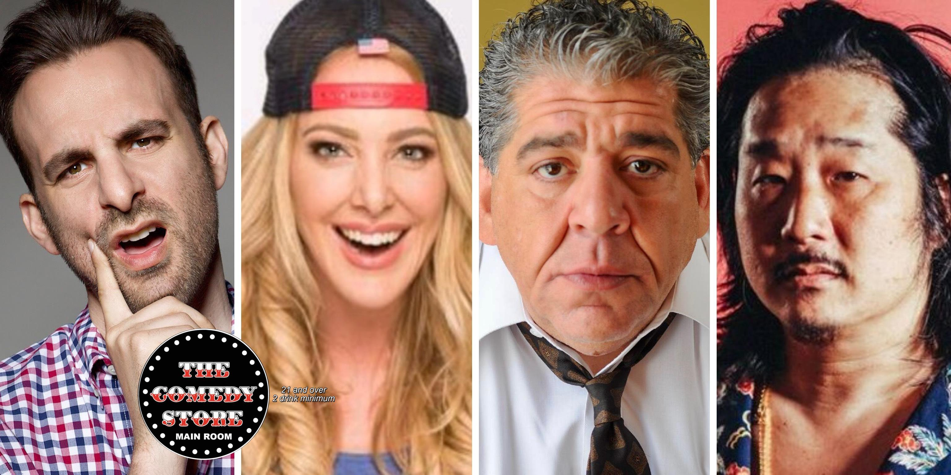 Joey Coco Diaz, Bobby Lee,Kate Quigley, Brian Monarch+ Very Special Guests!