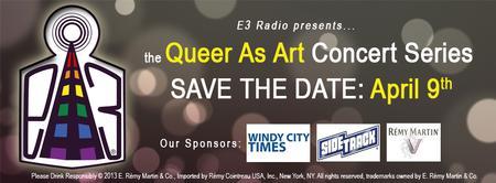 Queer As Art Concert Series