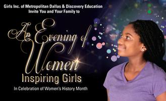 An Evening of Women Inspiring Girls