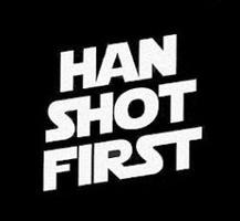 Han Shot First: a Star Wars Movie Marathon