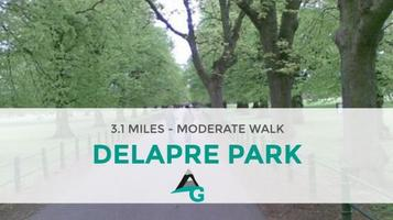 DELAPRE PARK AUTUMN AMBLE | NORTHANTS WALK | 3.1 MILES...