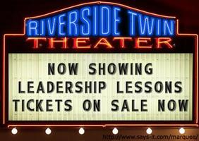 Leadership Goes to the Movies - Albuquerque
