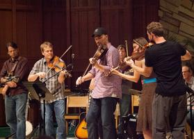 American Fiddle Masters Concert