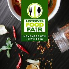 Listowel Food Fair  logo