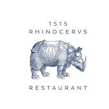 1515 RHINOCERVS logo