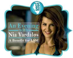 An Evening with Nia Vardalos - A Benefit for LSSI