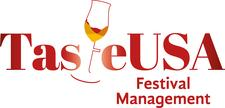 TasteUSA Food and Drink Festivals Calendar logo