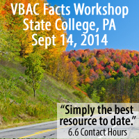 "Central Pennsylvania ""Truth About VBAC"" Workshop with..."