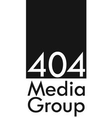 404 Media Group | Marketing/Publicity Services logo