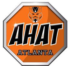 Cipher Kenni and Malik Knox for A.H.A.T. Atlanta/StormTroopa Productions logo