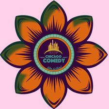 CHICAGO COMEDY FILM FESTIVAL logo