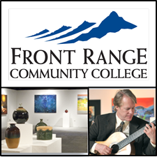 FRCC Visual & Performing Arts Gallery logo