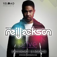 PRIVÉ Saturdays Presents :: DJ Neil Jackson ::...