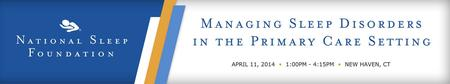 Managing Sleep Disorders in the Primary Care Setting