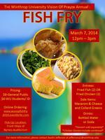 WUVOP Fish Fry (Pre-Order Sales)
