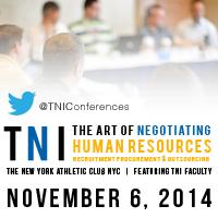 The 2014 Art of Negotiating HR Conference