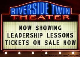 Leadership Goes to the Movies - Buffalo