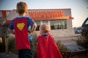 Whataburger Super Duper Celebration