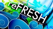 reFRESH Training Center logo