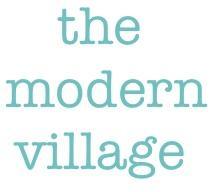 The Modern Village logo