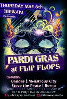 Pardi Gras @ Flip Flops