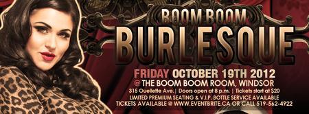 Boom Boom Burlesque