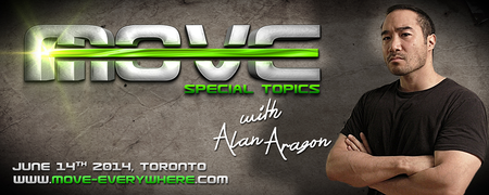MOVE special topics with Alan Aragon