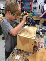 Tinkering Juniors: session 1