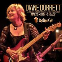 """Diane Durrett w/ Melissa """"Junebug"""" Massey & Yoel B'nai..."""