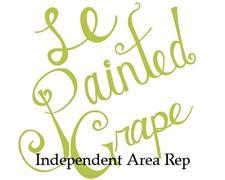 Le Painted Grape Arlington TX logo