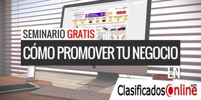 Como promover tu negocio en ClasificadosOnline.com