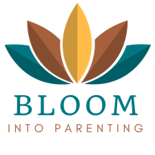 Bloom Into Parenting logo