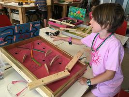 Art, Tinkering, and Technology: ages 6-10