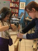 Tinkering Juniors: session 2
