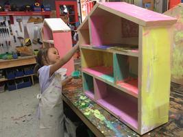 Build Your Own Dollhouse Camp