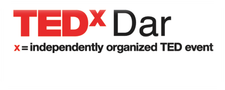 TEDxDar logo