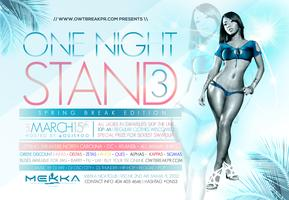 #ONS3 SAT MARCH 15