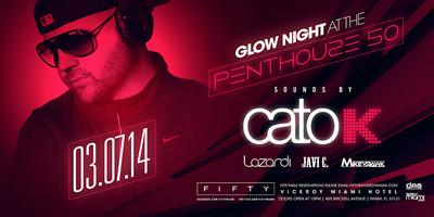 Glow Night @PENTHOUSE 50 - Viceroy Hotel Icon Brickell
