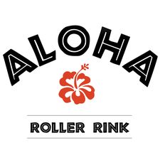 Aloha Roller Rink logo