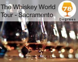 Whiskey World Tour (6 Whiskey Tasting) - Sacramento