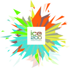 ICE London G&S logo