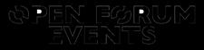 Open Forum Events Ltd logo