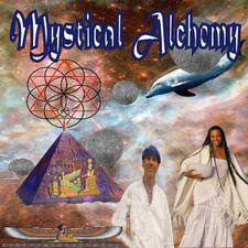Mystical Alchemy  logo